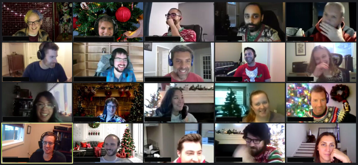 SeisWare Holiday Gathering